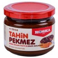 KOSKA (CAM)TAHİN&PEKMEZ 350GR - 12'Lİ KOLİ