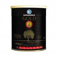 MARMARABİRLİK GOLD SİYAH ZEYTİN 400GR (TENEKE) - 6'LI KOLİ