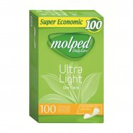 MOLPED DAİLY CARE ULTRA LIGHT SÜPER EKO FLORAL 100'LÜ PAKET - 10'LU KOLİ