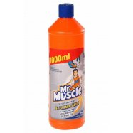 MR.MUSCLE JEL LAVABO AÇICI 1000ML - 12'Lİ KOLİ