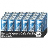 NESCAFE EXPRESS 250ML VANİLLA-24'LÜ KOLİ