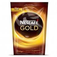NESCAFE GOLD 200GR(POŞET) - 6'LI KOLİ