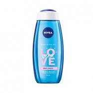 NIVEA DUŞ JELİ 500ML LOVE SPLASH -6'LI PAKET (MAVİ)