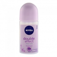 NIVEA ROLL-ON DOUBLE EFFECT 50ML BAYAN -6'LI PAKET