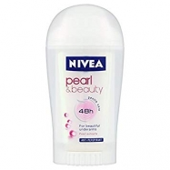 NIVEA STICK FOR WOMEN PEARL&BEAUTY 40ML-6'LI PAKET
