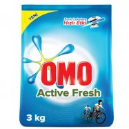OMO ACTİVE FRESH 3000 GR - 6'LI KOLİ