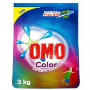 OMO COLOR 3000 GR. - 6'LI KOLİ