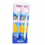 ORAL-B PRO-EXPERT CROSSACTİON MASSAGER MEDIUM - 12'Lİ PAKET