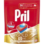 PRİL GOLD TABLET 36'LI-6'LI KOLİ