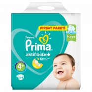 PRİMA FIRSAT PAKETİ MAXİ PLUS 10-15 (62 ADET)