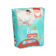 PRİMA PAMPERS PANTS JUNİOR 12-18 (22) - 4'LÜ KOLİ