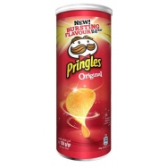 PRİNGLES ORIGINAL 165GR (KIRMIZI) - 19'Lİ KOLİ