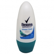 REXONA ROLL ON SHOWER FRESH WOMEN 50ML - 6'LI