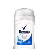 REXONA STICK COTTON DRY 40ML KDN -6'LI PAKET
