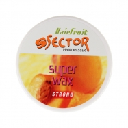 SECTOR WAX 150ML STRONG (TURUNCU)