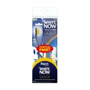 SİGNAL WHİTE NOW GOLD 75ML+FIRÇA HEDİYELİ (ADET K:12)