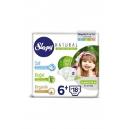 SLEEPY SENSİTİVE JUMBO PAKET EXTRA LARGE PLUS 17-27 (22)-5'Lİ KOLİ