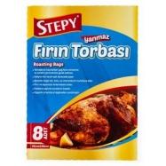 STEPY FIRIN TORBASI 8'Lİ PAKET-48'Lİ KOLİ