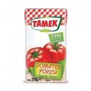 TAMEK DOMATES PÜRESİ 215GR - 27'Lİ KOLİ