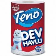 TENO DEV HAVLU (250 YAPRAK)-12'Lİ KOLİ