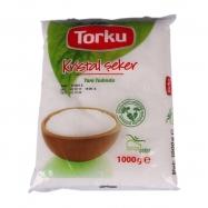 TORKU PAKET TOZ ŞEKER 1KG - 20'Lİ KOLİ