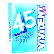 VİVİDENT 45 DAKİKA 33GR NANE - 18'Lİ PAKET
