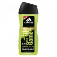 ADİDAS SHOWER GEL 250ML. PURE GAME (ADET)