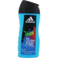 ADİDAS SHOWER GEL 250ML TEAM FIVE(ADET)
