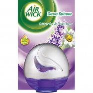 AİR WİCK DECO SPHERE LAVANTA 75ML(ADET)