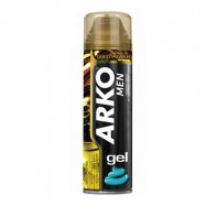 ARKO TRAŞ JELİ GOLD POWER 200ML - 6'LI PAKET