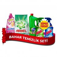 BAHAR TEMİZLİK SETİ 4LÜ