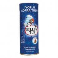 BİLLUR TUZ İYOTLU 500GR TUZLUK - 20'Lİ KOLİ