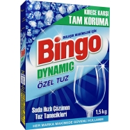 BİNGO DYNAMIC TUZ 1,5KG - 12'Lİ KOLİ