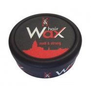 BLACK RED WAX 150ML MATT (KIRMIZI)