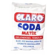 CLARO SODA MATİK 700 GR - 16'LI KOLİ