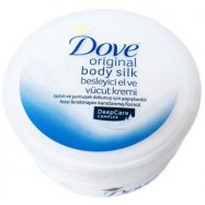 DOVE BODY SILK KREM GO FRESH 150ML - 6'LI PAKET