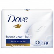 DOVE SABUN BEAUTY CREAM BAR 100 GR. (K:48)