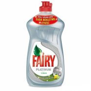 FAİRY PLATINUM SIVI LİMON 430ML - 21'Lİ KOLİ