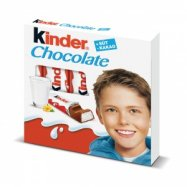 KİNDER CHOCOLATE T4 - 20'Lİ PAKET