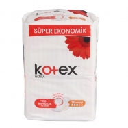 KOTEX ULTRA QUADRO NORMAL 34'LÜ PAKET - 12'Lİ KOLİ