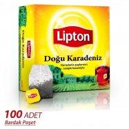 LİPTON DOĞU KARADENİZ 100'LÜ BARDAK - 6'LI KOLİ