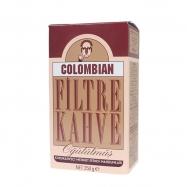 MEHMET EFENDİ COLOMBIAN FİLTER COFFFEE 250GR-12'Lİ KOLİ
