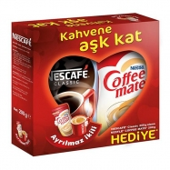 NESCAFE CLASSİC 200GR+COFFEE MATE 200GR