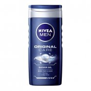 NIVEA MEN DUŞ JELİ 250ML ORIGINAL CARE - 6'LI PAKET
