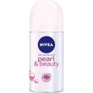 NIVEA ROLL-ON PEARL BEAUTY 50ML BAYAN - 6'LI PAKET