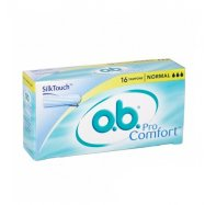 O.B PROCOMFORT NORMAL TAMPON 16 - 12'Lİ PAKET