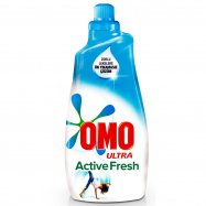 OMO KONSANTRE 1400ML ACTİVE FRESH - 9'LU KOLİ