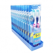 ORAL-B (1+1) COMPLETE MEDİUM-12'Lİ PAKET (81633315-81534015)