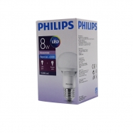 PHİLİPS LED AMPUL 8 WATT-12'Lİ KOLİ