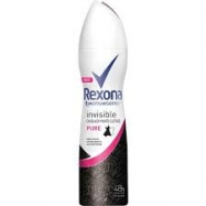 REXONA DEO WOMEN İNVİSİBLE BLACK+WHITE 150ML